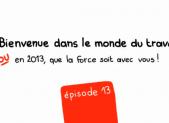En 2013, que la FOrce soit avec vous !