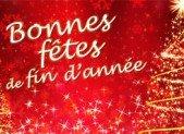 FO PAM vous souhaite de joyeuses fêtes