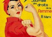 FO CÉLÈBRE LE 8 MARS 2013, JOURNÉE INTERNATIONALE DES DROITS DES FEMMES