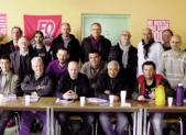 Les militants de Saint-Gobain, prêts à faire grandir FO.