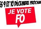 Élections professionnel PAM, usine de Pont à Mousson 2013