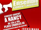 Concert gratuit 1er MAI